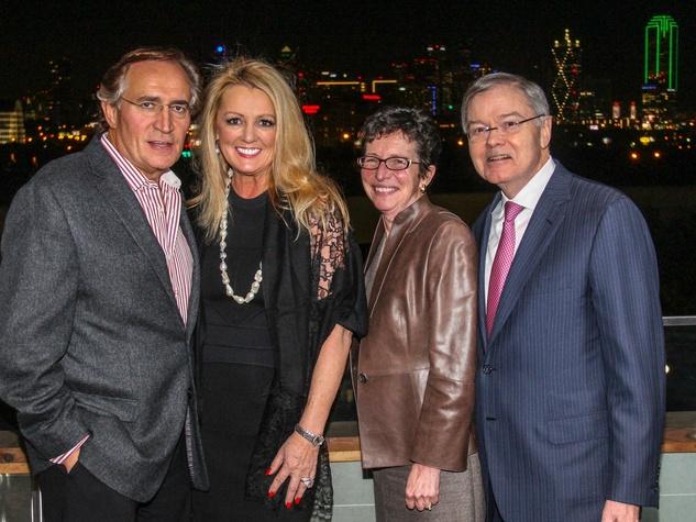 Bob Schlegel, Myrna Schlegel,Diane Brierley,Hal Brierley, Renaissance Hotel