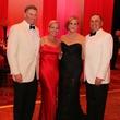 199 Houston SPA gala April 2013 Matt Schatzman and Rosemary Schatzman with Vanessa Sendukas and Perry Sendukas