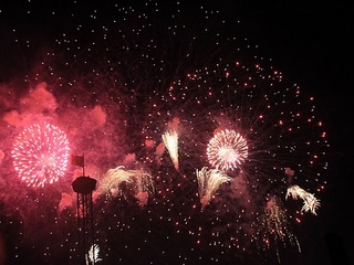 Austin Photo Set: News_Shelley Seale_Vive montreal_August 2011_fireworks