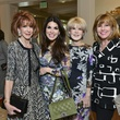 Anne Hooper, from left, Alissa Maples, Virginia Steppe and Lu Caltagirone at the On the Move luncheon March 2014