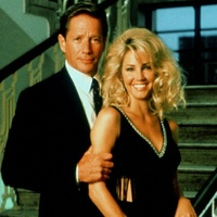 Peter Strauss, Heather Locklear