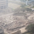 MD Anderson Implosion
