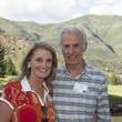 Denise Monteleone and Jim Martin Houston Methodist in Aspen July 2014