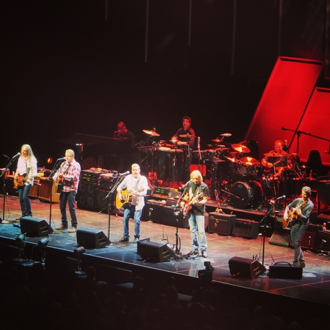The Eagles at Toyota Center February 2014