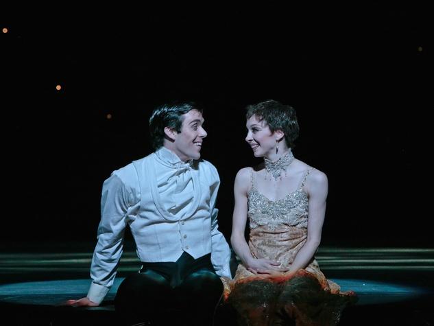 Houston Ballet Cinderella Connor Walsh, Melody Mennite