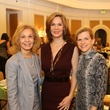 15 Margaret Reppert, from left, Katherine Murphy and Kimberly Miller at the The Center Luncheon February 2015