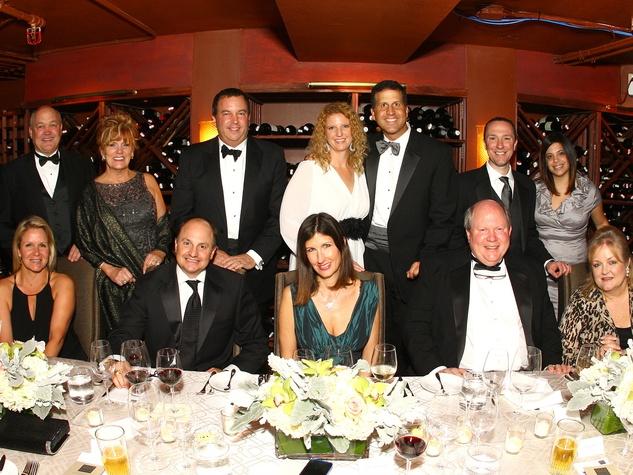 RBC Wealth Management Dinner Group, TACA 2014