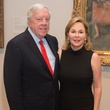 Degas Opening Dinner: Rich and Nancy Kinder