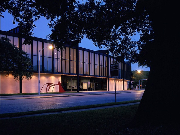 MFAH Caroline Wiess Law Building