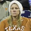 Texas fan no Christmas Texas bowl