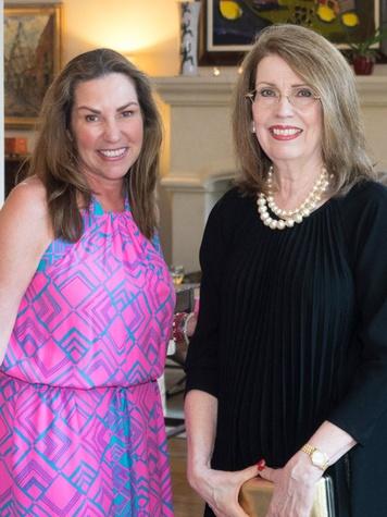 Paula Mann, Kathy Cothrum, Mad Hatter's Judges Reveal