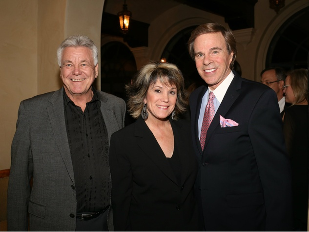 Pete Ianace, Carole and Scott Murray, ESCI Kickoff Party