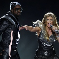Fergie, Black Eyed Peas, half-time