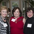 Annette Strake, from left, Rose Cullen and Roz Pactor at the UST Houston Performing Arts Event November 2014