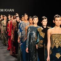 Fashion Week fall 2013, Naeem Khan, February 2013