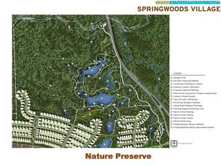 News_Springwoods Village_nature preserve