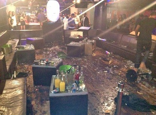 Chris Brown, Drake Fight Aftermath, June 2012