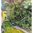 Vincent Van Gogh, Le Jardin de l'hopital Saint-Paul 1889