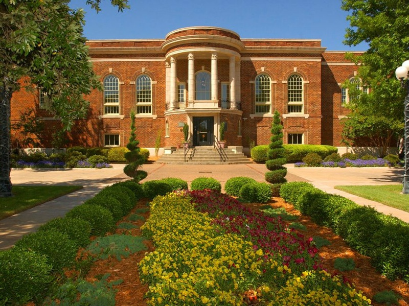 Kemp Center for the Arts in Wichita Falls