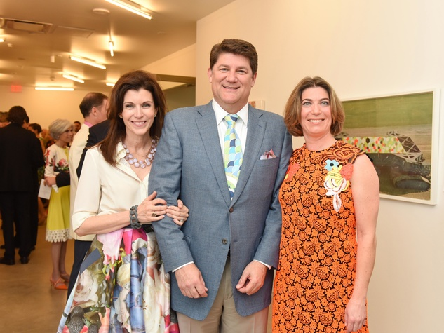 Blaffer Art Museum Flora Obscura Gala Lisa and Russell Sherrill and Claudia Schmuckli