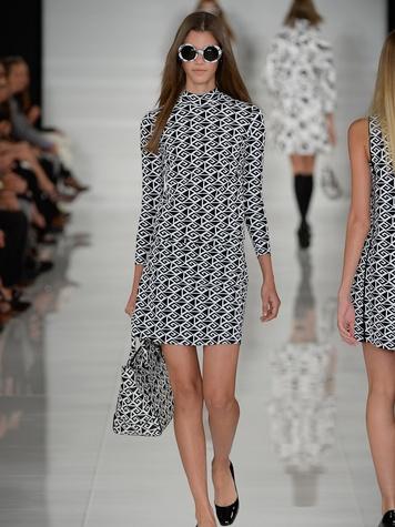 Fashion Week spring summer 2014 Ralph Lauren Collection Spring 2014 Look 15