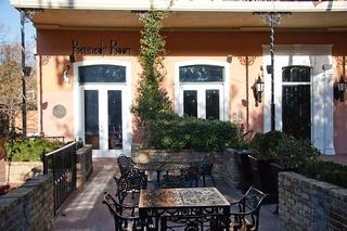 Kennedy Room patio