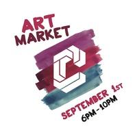 Crux Climbing Center presents Art Market