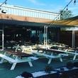 Trackside bar Dunlap ATX patio