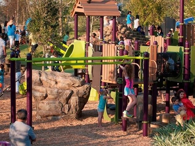 3 Big Adventure Park at Riverstone December 2014