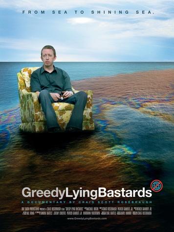 Mondo Cinema, Greedy Lying Bastards, movie poster