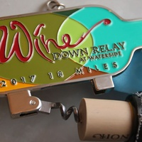 Waterside presents Wine Down Relay