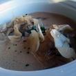 Étoile Cuisine et Bar, soup, October 2012