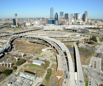 Horseshoe Project, downtown Dallas