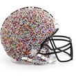 Alice + Olivia helmet for Bloomingdale's Fashion Touchdown