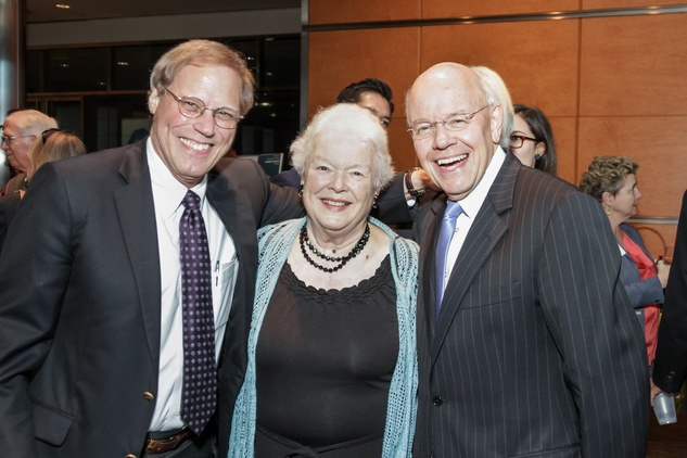 Houston, Houston Tomorrow Catalyst Finalists, October 2015, Steve Klineberg, Margaret Klineberg, Bob Eury