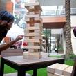 Games on the Green_GreenStreet_Jenga