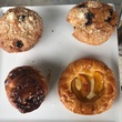 Harold's Tap Room breakfast pastries Cake & Bacon