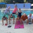 yoga spa splash