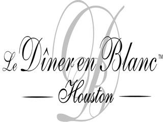 Le Diner En Blanc Houston logo
