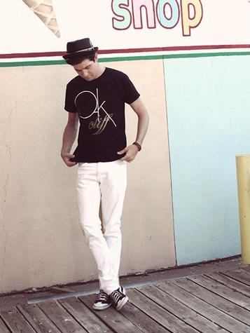 Postcode Oak Cliff T-shirt