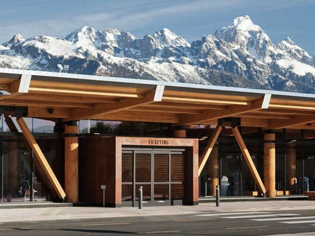 Jackson Hole Wyoming airport