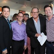 Mack Campbell, Clark Jones, John McGill, Ron Corning, Black Tie Dinner, HBO