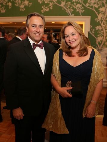 8 John and Madeleine Elmer at the Trees of Hope Gala November 2013