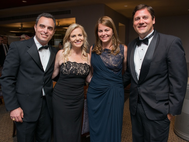 News, Shelby, Alley gala, May 2015,  Rob & Julie Goytia, Carrie & John Vallone