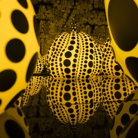Dallas Museum of Art presents Yayoi Kusama: All the Eternal Love I Have for the Pumpkins