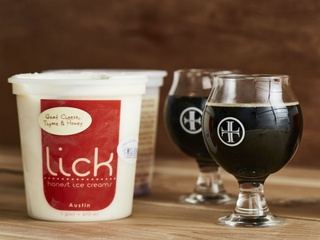 Small Coffee presents Beer & Ice Cream Pairing with Lick Honest Ice Creams and Lazarus Brewing
