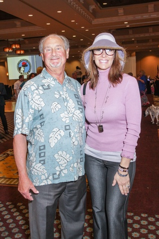 News, Shelby, Citizens for Animal Protection Paint Jam, June 2015, Ed and Angelica Chapman