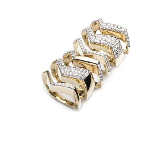Kara Ross Stackable Ring