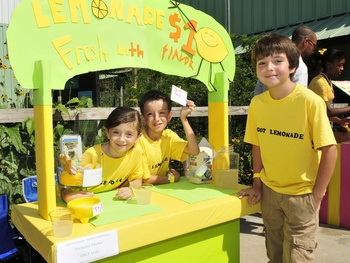 Lemonade Day&#39;s Best Tasting Contest