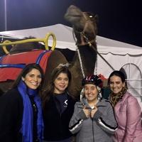 pre camel race